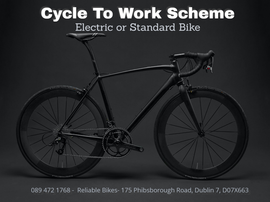 Buy a bicycle through cycle to work scheme